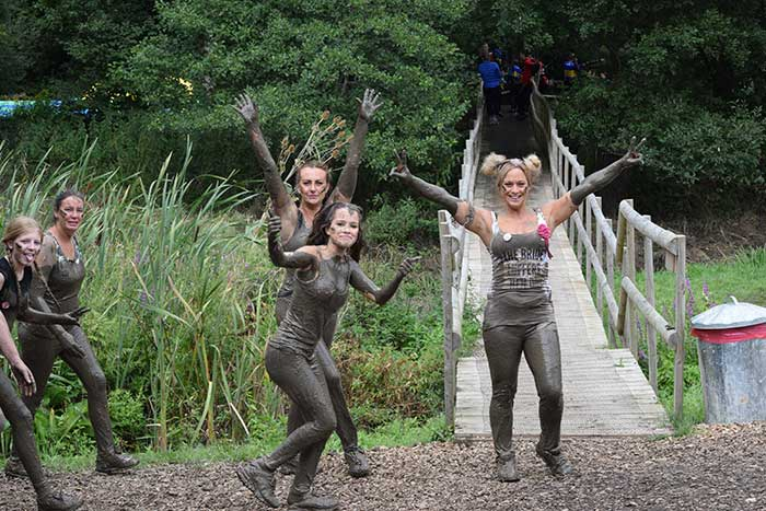 Adult Mudtrail Party
