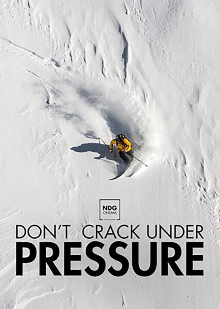 dont crack under pressure